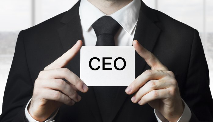 The Learning of how to be a CEO