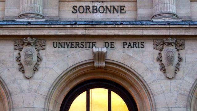 Des réfugiés Syriens à la Sorbonne