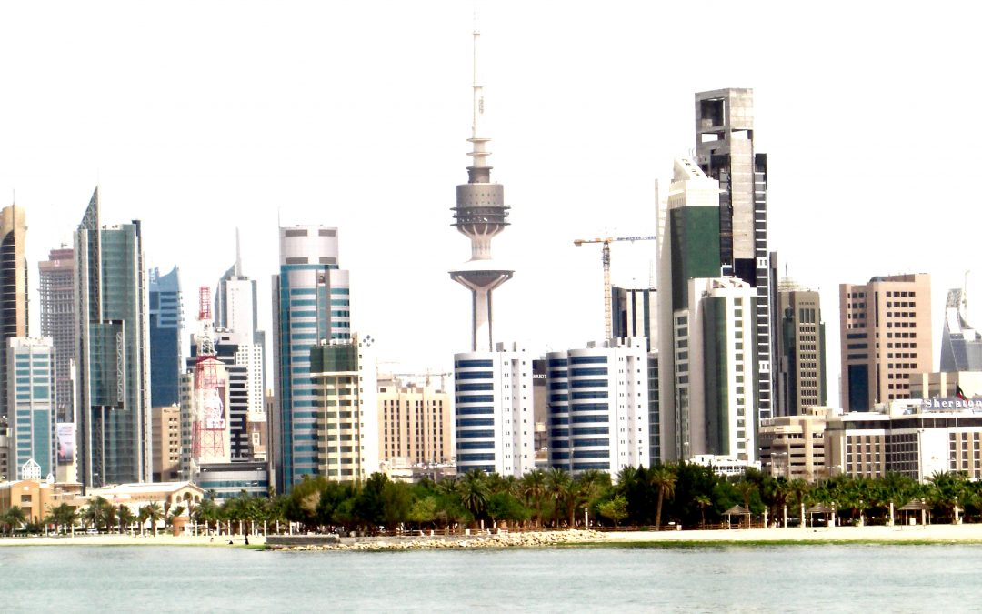 Kuwait close to 55° Celsius, Iraq @ 53.9°C . . .