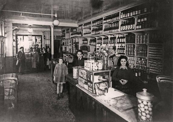 The Messaoudis Shop