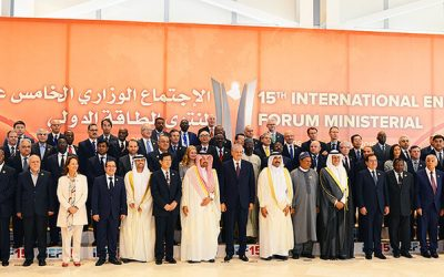 On the Sidelines of the International Energy Forum 2016