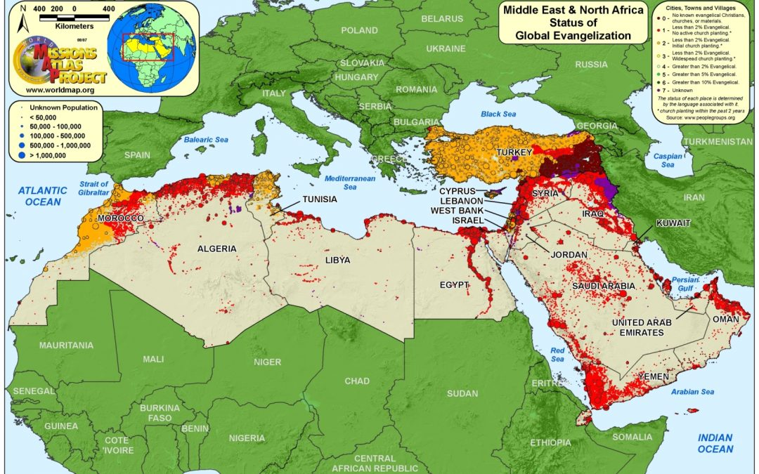Stabilisation of the MENA with Governance