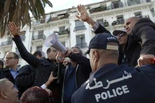 State Pension Review at all levels in Algeria