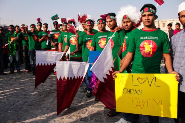 Qatar's policy of qatarisation