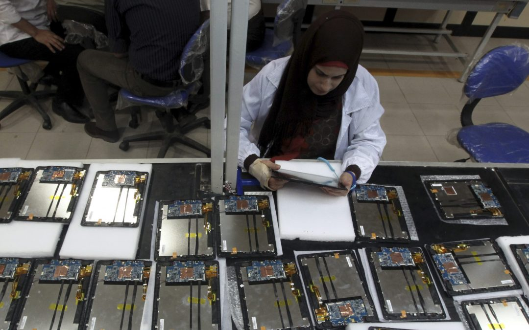 Women at the rescue of the MENA Economies
