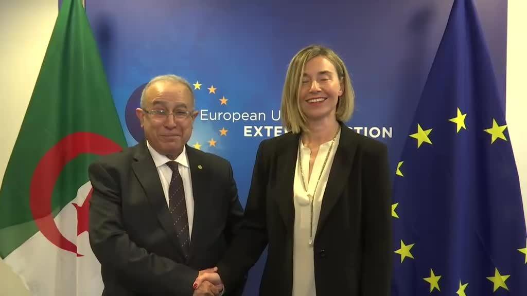11th EU and Algeria Association Council Session