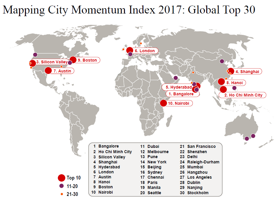 These are the World's Most Liveable Cities