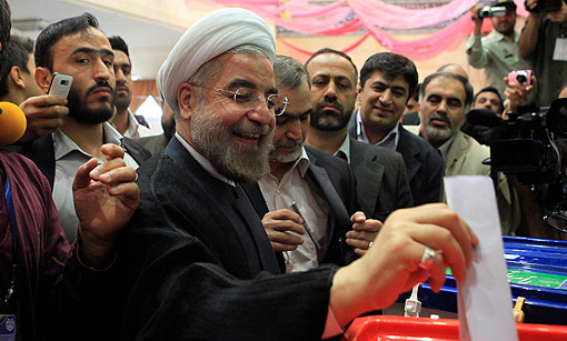 Iran elections bearing on renewed business enthusiasts
