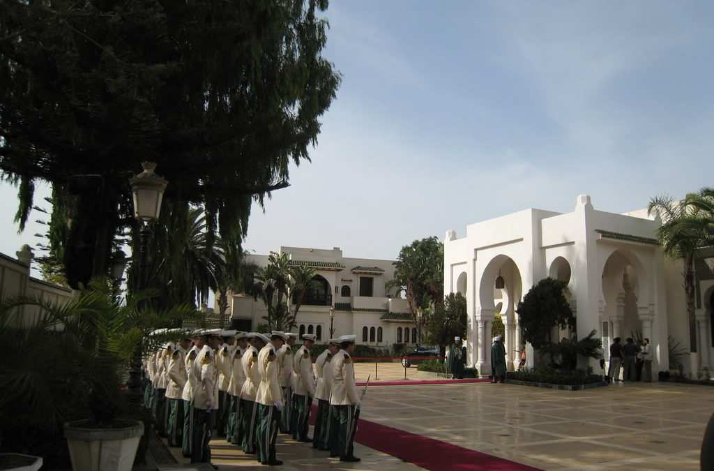 The Council of Ministers, met on Wednesday in Algiers