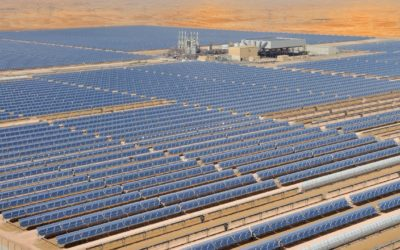 Green Energy in the Arab World