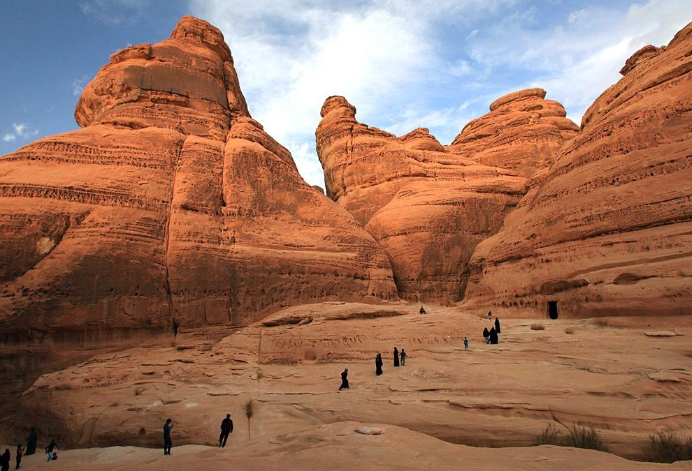 Tourism in Saudi Arabia as a palliative equivalent to oil exports