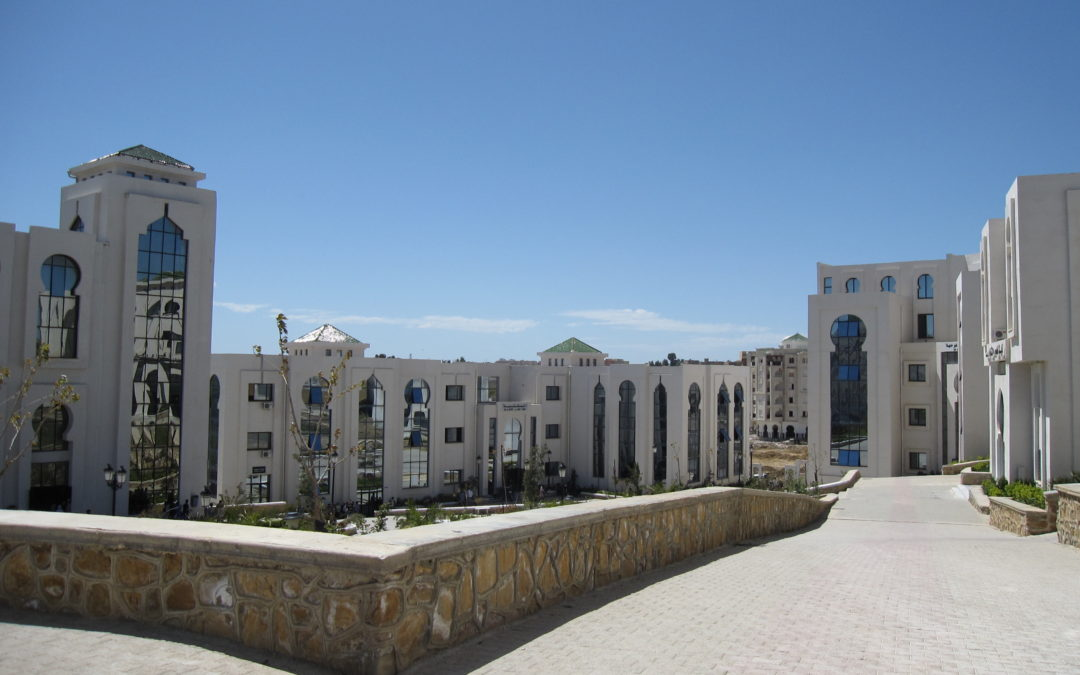 Algeria has 26 Universities and 65 Institutions of higher education