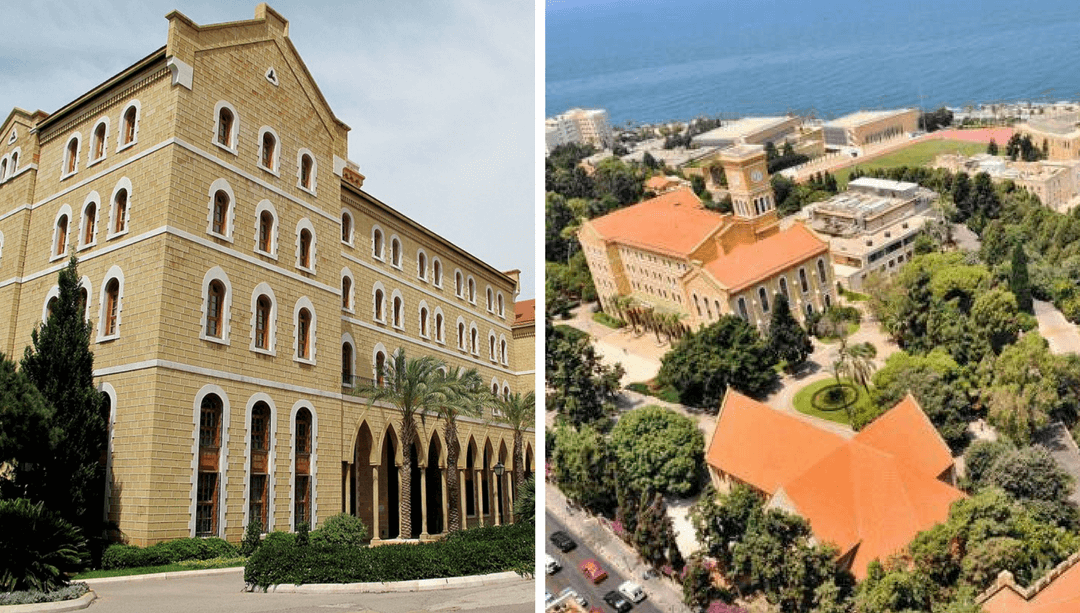 The most beautiful and the best for 'getting a job' Universities