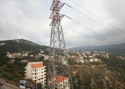 PV solar power in Leb