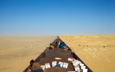 Mauritania boosting its economy with help from the IMF