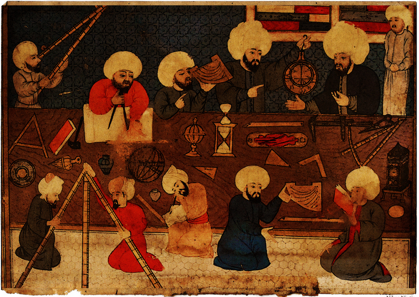 Translation project to rebuild Science in the Arab World