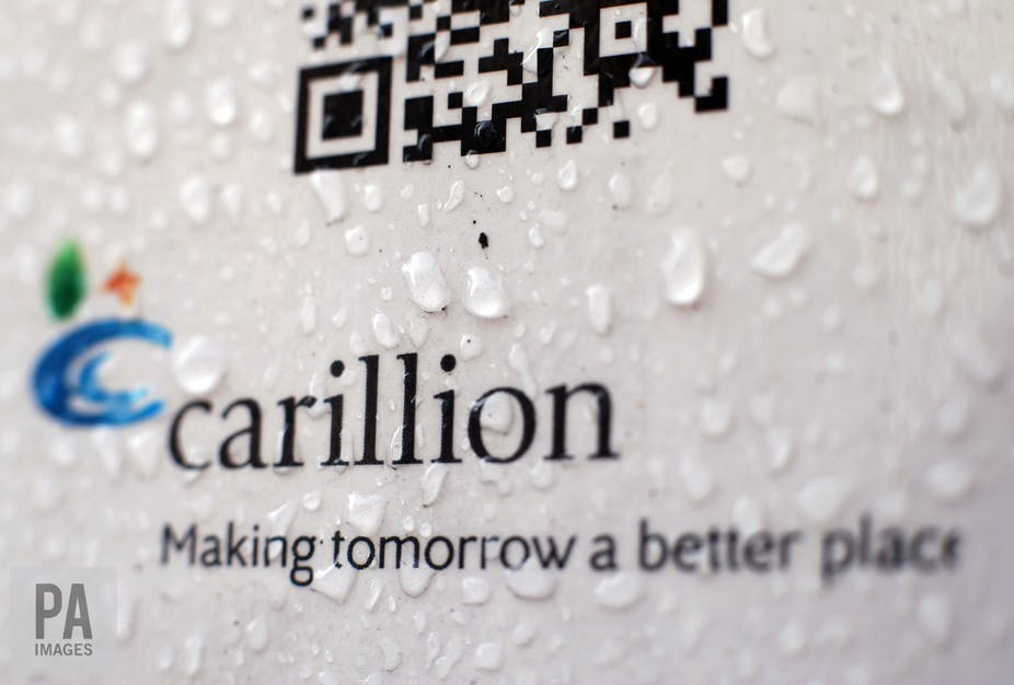 UK contractor Carillion pulling out of Saudi Arabia, Egypt and Qatar