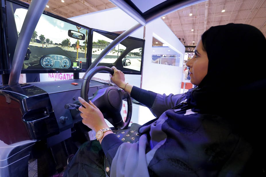 Saudi Arabia lifted its ban on women driving: economic necessity