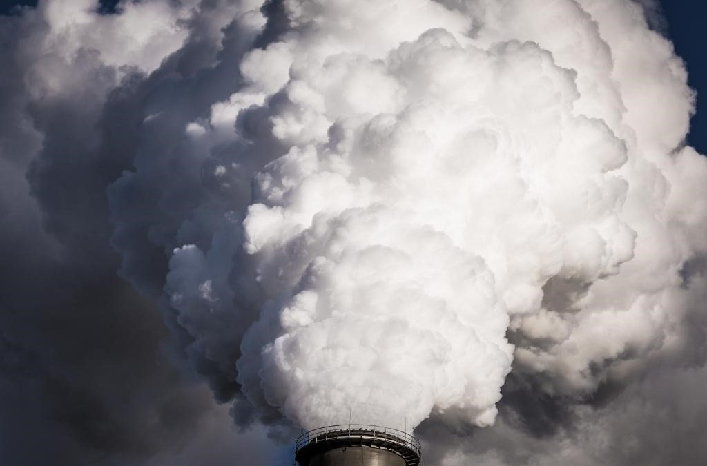 Carbon emissions looking to go beyond Global Warming set limit