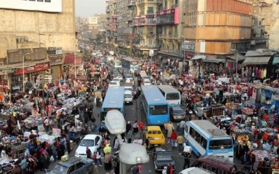 Urbanisation Trends and the ensuing Acceleration of . . .