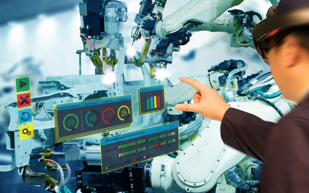 Preparing for the on-coming Fourth Industrial Revolution